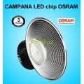 Campanas LED Industriales Profesionales