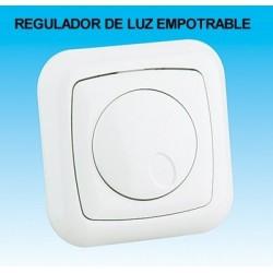 Regulador de Luz Empotrable Regulador de Intensidad Luz