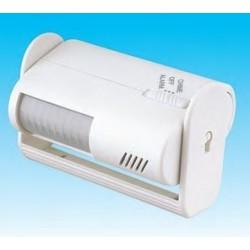 Detector de Movimiento Anunciador de visitas y Alarma