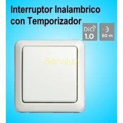 Interruptor Inalámbrico con temporizador DIO
