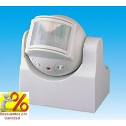 Detector de Movimiento Sensor PIR de Superficie 180