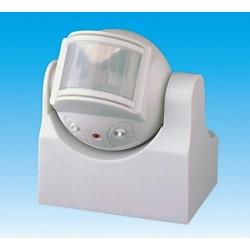 Sensor de Movimiento para Luz (Iluminacion) de 180 y 12m de dis