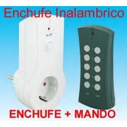 Enchufe Control Remoto Inalambrico interruptor a distancia