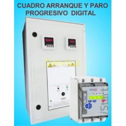 Cuadros de Arranque Suave Progresivo Digital 3-4 HP  ISSTART-401
