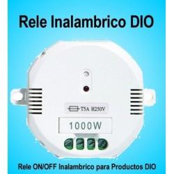 Rele Inalambrico ON-OFF por Radiofrecuencia 220v Dio31