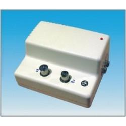 Modulador Audio y Video RF VHF/UHF para Television
