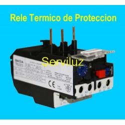 Rele Termico Proteccion de Sobrecarga Rango ajuste 12-18A